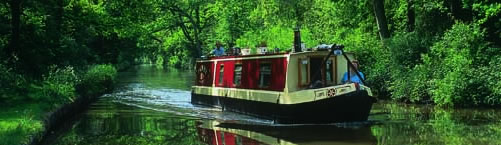 Canal Boat, Narrowboat and Boating Management websites